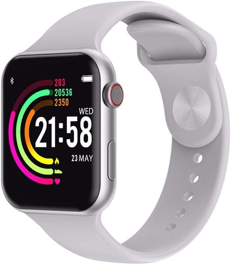NUNGBE Pulsera de Fitness, Reloj Inteligente, Pulsera Inteligente Resistente al Agua, Monitor de frecuencia cardíaca, rastreador de Salud, Pulsera Deportiva