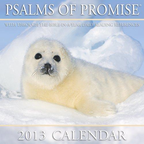 Psalms of Promise 2013 Calendar