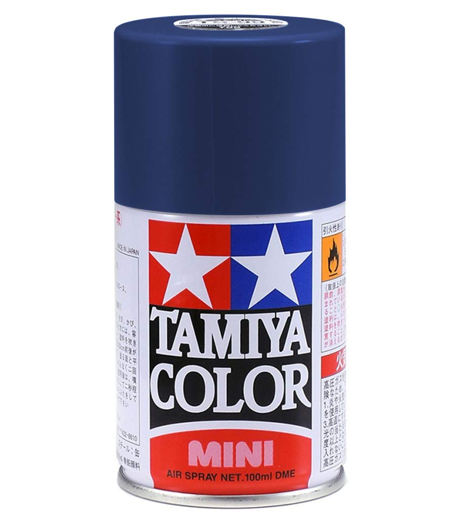 Tamiya 100ml TS-53 Deep Metallic Blue # 85053 85053-000