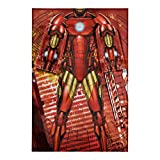 Marvel Captain, Adult Comfy Throw Blanket with