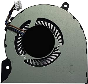 New Laptop CPU Cooling Fan for HP Elitebook 9470M 9480M 9470 9480 Series, 702859-001