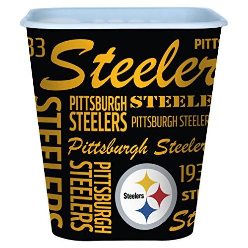 NFL Pittsburgh Steelers Snack Bucket (Decorated Bucket)