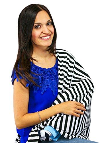 Multi Use Breastfeeding Infinity Nursing Cover