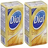 Dial Gold Antibacterial Deodorant Bar Soap, 6-Pack - Best Reviews Guide