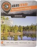 Northwestern Ontario Backroad Mapbook (Backroad Mapbooks)