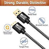 Galaxy S5 /Note 3 Charger Cable, KENHAO 6ft Long