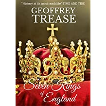 Amazon 80 off or more kindle ebooks kindle store seven kings of england an inspiring historical account of englands monarchy fandeluxe Choice Image