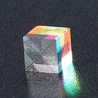 Amazon.com: Cubo de cristal óptico de 0.197 x 0.197 in ...