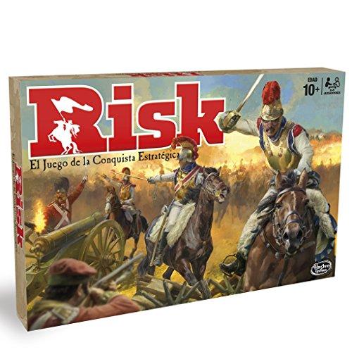 Juego de mesa Risk Hasbro B7404105