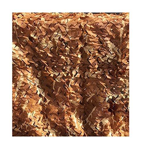 E 1010m Camouflage Soleil Filet de camouflage net de camouflage de jungle de soleil net de camouflage de soleil, peut être employé pour la chasse cachée de camping de camping, une variété de tailles et de cou