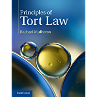 Principles of Tort Law (English Edition)