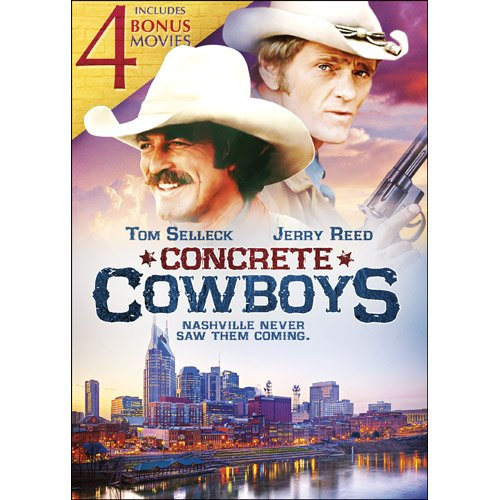 (Concrete Cowboys with 4 Bonus Films)