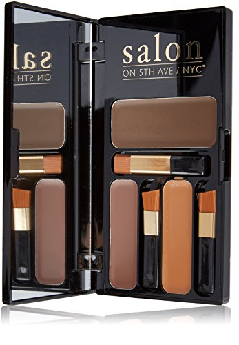 Salon on 5th Ave, NYC Color Trio Root Cover Up, Brown ()