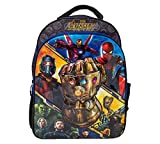 Best AVENGERS Book Bags - Marvel Avengers Infinity Wars 3D Backpack with LED Review