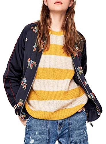 Jeans Chaqueta Colores Pepe De Mujer Bomber Glory Varios dBSvw