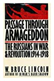 Passage Through Armageddon, W. Bruce Lincoln, 0671557092