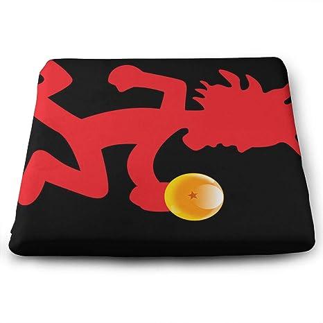 Amazon.com: Hatchetman y Dragon Ball Z Cojín de espuma ...