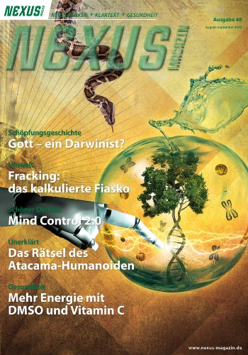 Nexus Magazin: Ausgabe 48, August-September 2013 (German Edition)