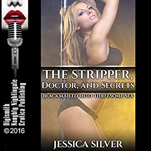 The Stripper, Doctor, and Secrets Audiobook