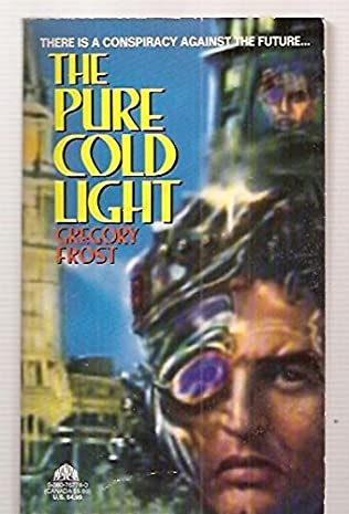 book cover of The Pure Cold Light