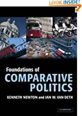 Foundations of Comparative Politics (Cambridge Textbooks in Comparative Politics) (Paperback)