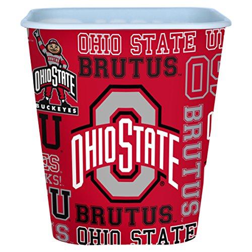 NCAA Ohio State Buckeyes Snack Bucket -