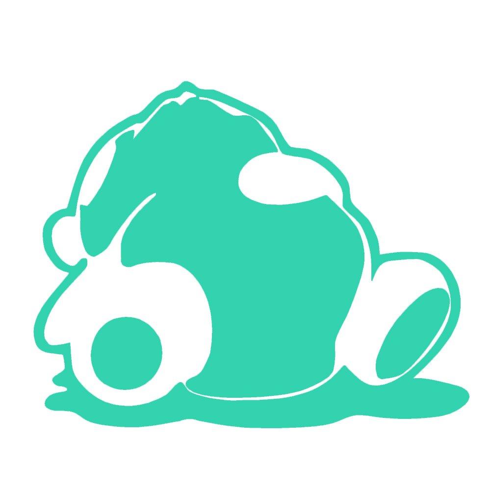 Sleeping Panda JDMチューナーv1ビニールデカールby stickerdad – サイズ4インチ、カラー:ターコイズ – Windows、壁、バンパー、ノートパソコン、ロッカー、など。 B078PMX9JL