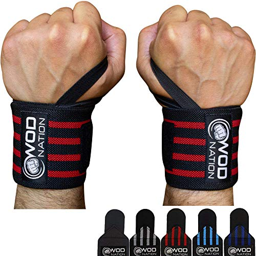Best Keys To A Good Golf Swings - WOD Nation Wrist Wraps Weightlifting -