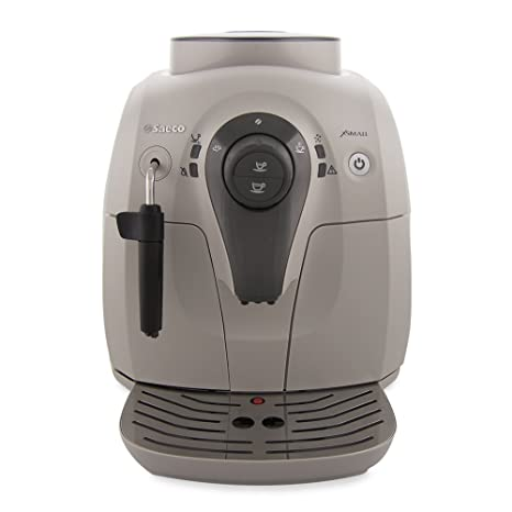 Amazon.com: Saeco Xsmall HD8645/57 superautomatic Espresso ...