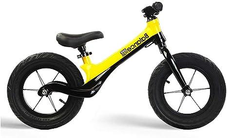 CX TECH Bicicleta de Equilibrio Niños Ligero Ciclismo clásico ...