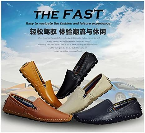 Bessur 2017 New Summer Fashion Soft Leather Men Slip-on Shoes Fashion Mans Driving Shoes