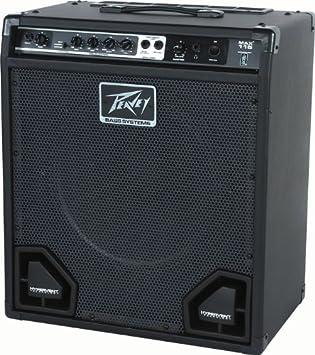 Peavey Max 115 · Amplificador bajo eléctrico: Amazon.es: Instrumentos musicales