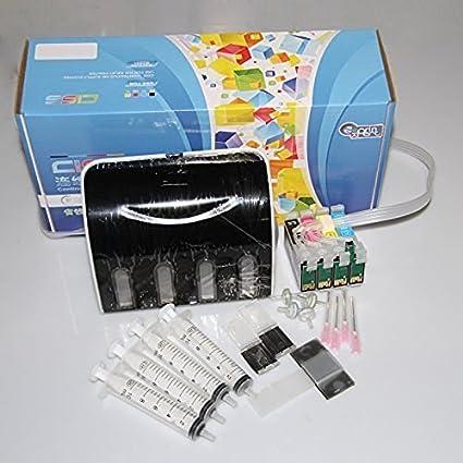 ecocolor CISS CIS sistema de tinta continuo para Epson ...