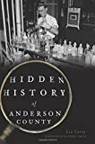 img - for Hidden History of Anderson County book / textbook / text book