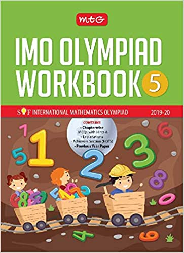 Buy International Mathematics Olympiad Work Book -Class 5 (2019-20
