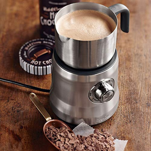Breville the Milk Cafe BMF600XL 25oz 3-Cup Induction Heating Automatic Milk Frother