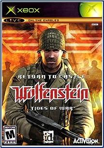 Return to Castle Wolfenstein: Tides of War     - Amazon com