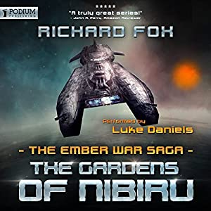 The Gardens of Nibiru Audiobook