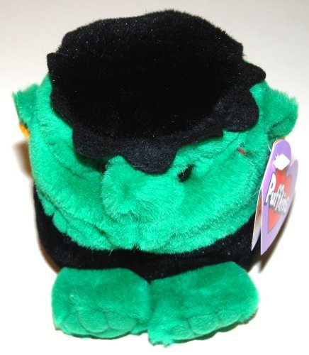 "Puffkins Stitch 4"" Plush Halloween Monster"