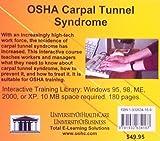 OSHA Carpal Tunnel Syndrome, Farb, Daniel and Gordon, Bruce, 1932634169
