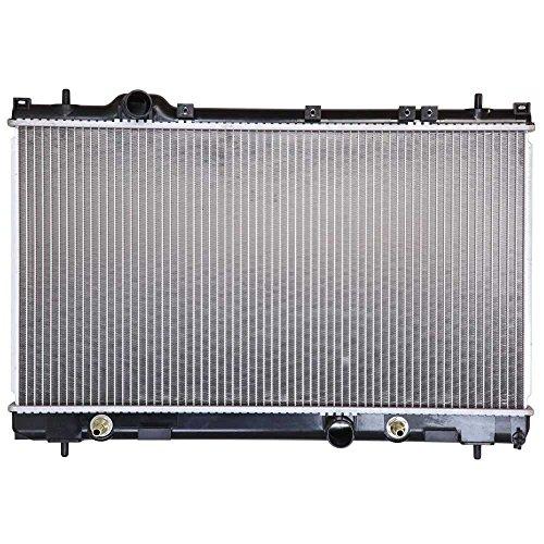 Prime Choice Auto Parts RK901 Aluminum Radiator ()