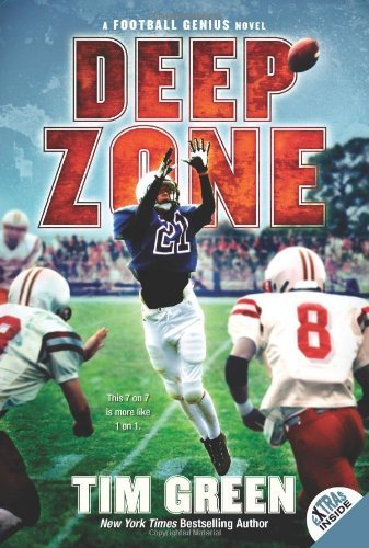Deep Zone (Football Genius) by Green, Tim (2012) Paperback