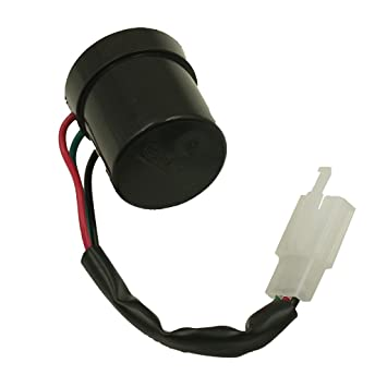 519B5SKkgNL._SY355_ glixal atmt1 140 scooter 3 wire turn signal flasher blinker relay