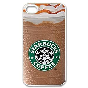 Starbucks Ice Coffee Iphone 4/4s Iphone Cases Cover (Fashion design-1) by mcsharks