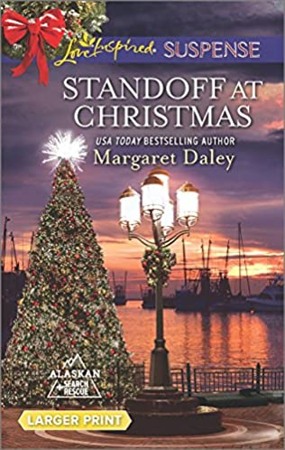 book cover of Standoff at Christmas