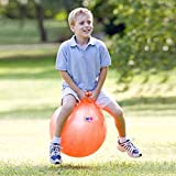 Fun and Function's Hopper Ball Orange 20''