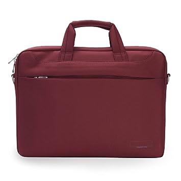 ... de Negocios Maletín de Trabajo Maletín de Trabajo Maletín portátil Bolsa de Mensajero Bolsa de Ordenador portátil (Color : Rojo): Amazon.es: Hogar