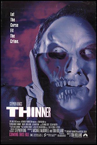 thinner-1996-original-movie-poster-fantasy-horror-dimensions-27-x-41