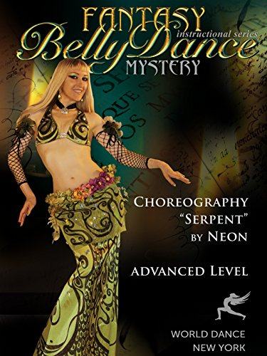 Costume Breakdown Programs (Serpent - Bellydance choreography by Neon - advanced belly dance)