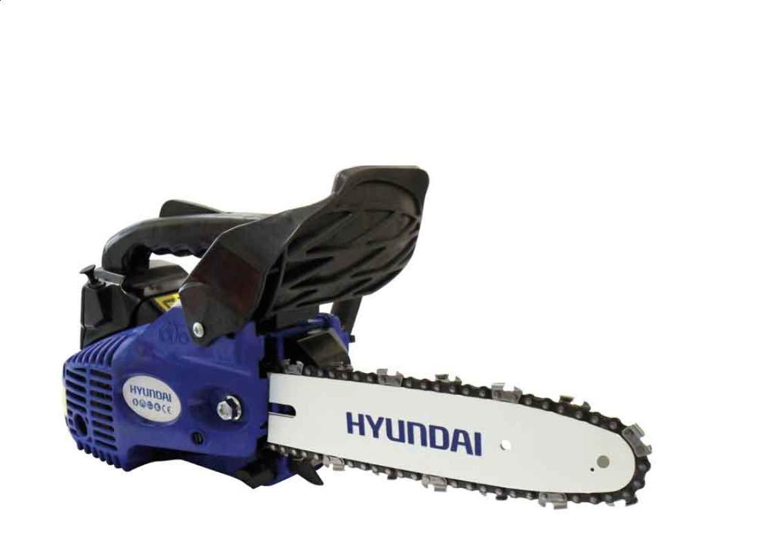 Hyundai ld825 motosierra de poda 25 cm³ con hoja 25 cm (carburador ...